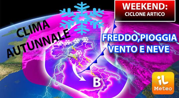 Previsioni Meteo Lombardia: da domani rapido peggioramento
