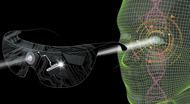 cieco torna a vedere grazie a luce e genetica