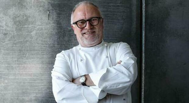 Ristoranti, lo chef Antonello Colonna: «La regola dei 4 posti a tavola non ha senso»