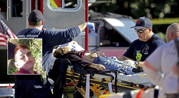 Florida, strage a scuola: almeno 17 morti, decine di feriti. Arrestato 19enne ex studente