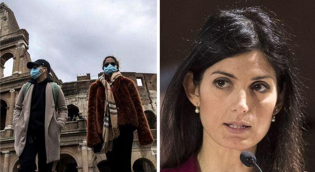 Coronavirus a Roma, pronta ordinanza Raggi per la sospensione di tutti i concorsi pubblici
