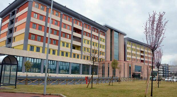 L'ospedale di Frosinone
