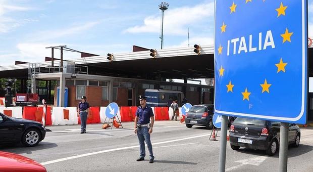 Frontiere italiane riaperte dal 3 giugno per i paesi Ue, abolita la quarantena