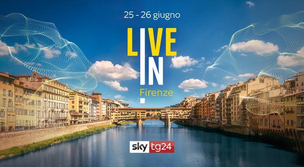 Sky TG24 live in, il 25 e 26 giugno il canale di news arriva a Firenze
