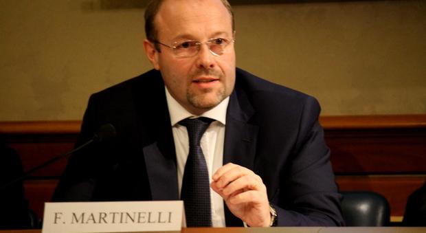 Il Presidente dell'Ordine dei Chimici-Fisici, Fabrizio Martinelli
