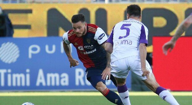 Nandez, il sì all'Inter è un messaggio al Cagliari: vuole andare via