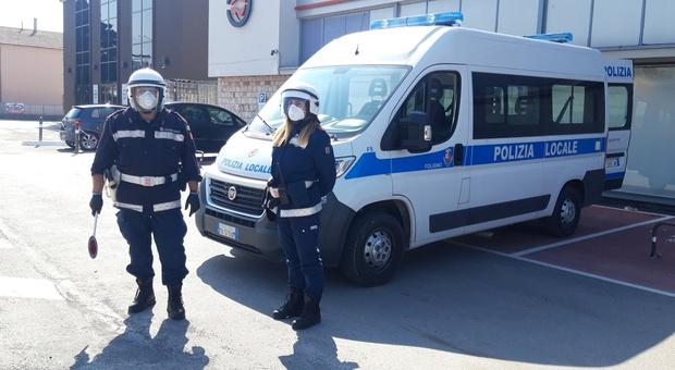 Foligno, sciopero polizia locale in occasione del Giro d'Italia: incontro tra FpCgil, UilFpl e il prefetto di Perugia
