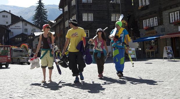 Vacanze estive sulla neve: le montagne per sciare fuori stagione