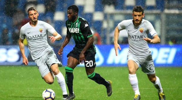 """Résultat de recherche d'images pour """"Sassuolo 0:0  AS Roma"""""""