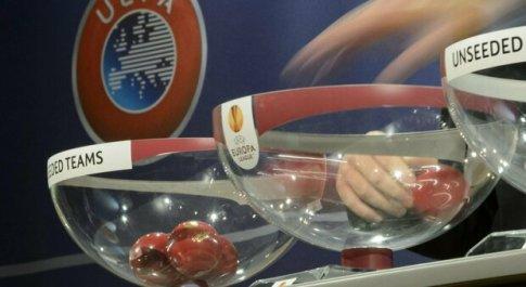 Diretta sorteggi Europa League live (dalle 12). Lazio e Napoli scoprono i loro gironi