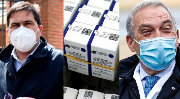Vaccino Lazio, D'Amato: «Centinaia di richieste per Sputnik, serve pragmatismo»
