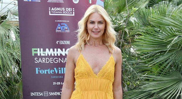 Valeria Mazza al Filming Italy Sardegna Festival: «Quando Gianni Versace cambiò un vestito per non farmi sfilare nuda»