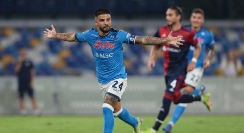 Napoli-Cagliari 2-0