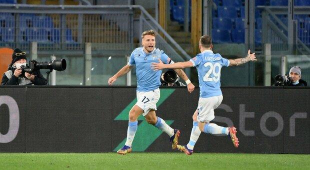 Lazio, c'è il Sassuolo: Inzaghi punta sull'amuleto Immobile