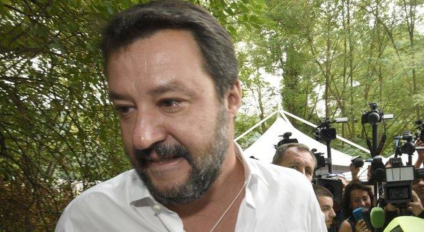 Salvini: scissione Pd una storia annunciata, Renzi è il nulla