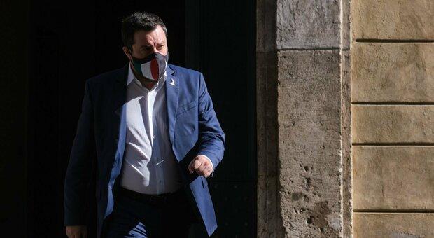 Salvini su aperture e chiusure Covid: «Rinforzare Cts con energie nuove»