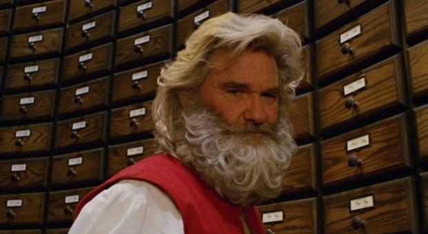 Qualcuno salvi il Natale: teaser ufficiale del film Netflix con Kurt Russell