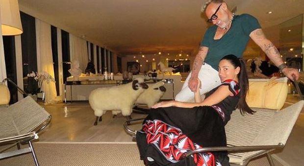 immagine Gianluca Vacchi, la sua nuova casa di Miami
