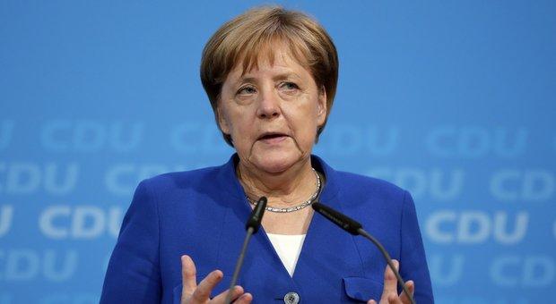 Elezioni in Assia: crolla la Cdu di Angela Merkel, volano i verdi
