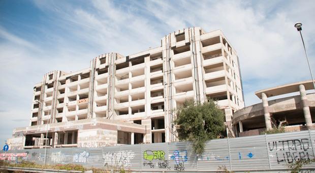 Latina, ex Icos verso la demolizione, rigenerazione urbana per le Vele e le corti del Nicolosi: progetto di Ater e Comune