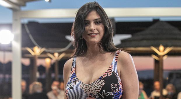 Fiumicino, la prima sfilata di moda curvy dal vivo post-Covid_credts Ph. Marco Soscia