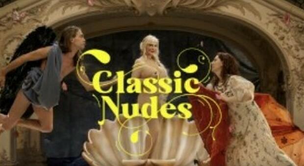 Pornhub lancia «Classic Nudes», il Louvre e gli Uffizzi di Firenze lo diffidano: «Non siamo stati interpellati»