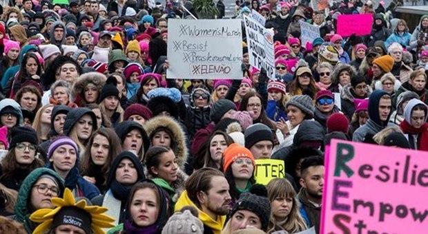 Le donne di tutto il mondo in piazza, il 18 gennaio torna Women's March Global