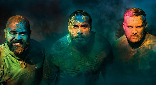 Zebre Rugby Calendario.Zebre Rugby Un Calendario Contro L Omofobia