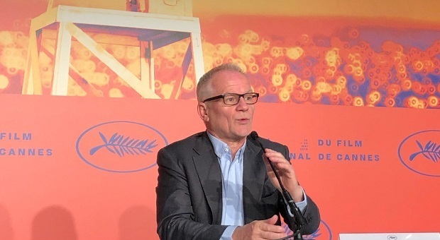 Thierry Frémaux, delegato generale del Festival di Cannes