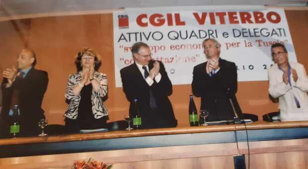 Guglielmo Epifani a Viterbo
