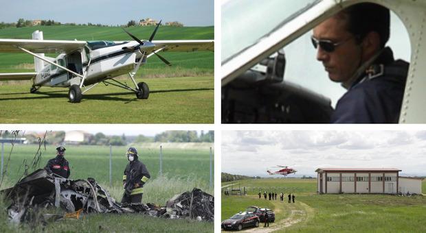 Morti due piloti veterani in un aereo precipitato a Ravenna: il Pilatus si è incendiato dopo lo schianto