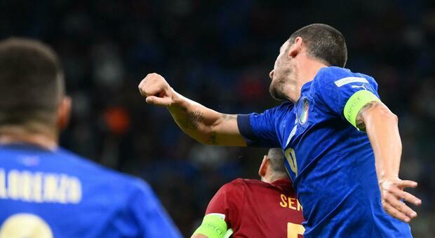 Italia-Spagna 1-2. Gli Azzurri perdono l'imbattibilità e la finale di Nations League