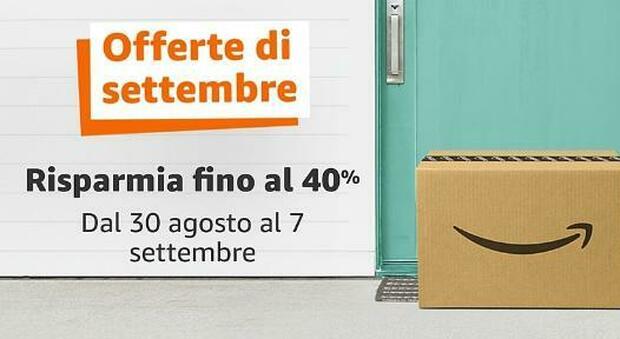 Amazon, offerte di settembre: ecco due prodotti da non perdere