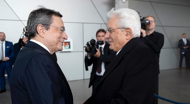 Governo Diretta Mattarella Convoca Draghi Al Colle Serve Esecutivo Di Alto Profilo Fallita