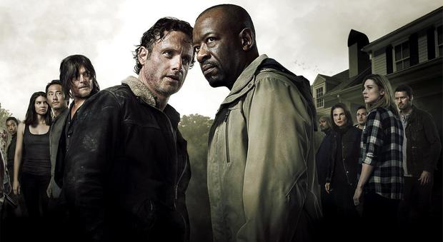 la tua serie preferita the walking dead