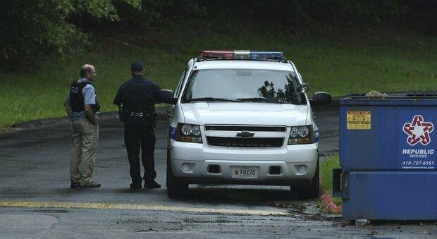 Sparatoria a Frederick, in Maryland. La polizia: «Due vittime e un sospetto è a terra»