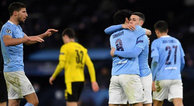 Il Manchester City esulta al 90' ma il Dortmund è vivo