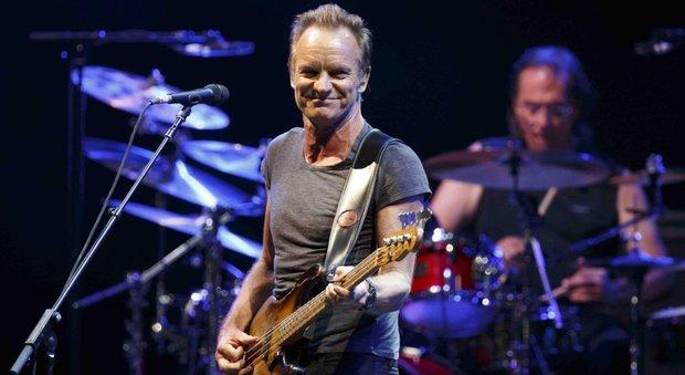 Sting incanta Roma con i suoi più grandi classici: show all'Auditorium