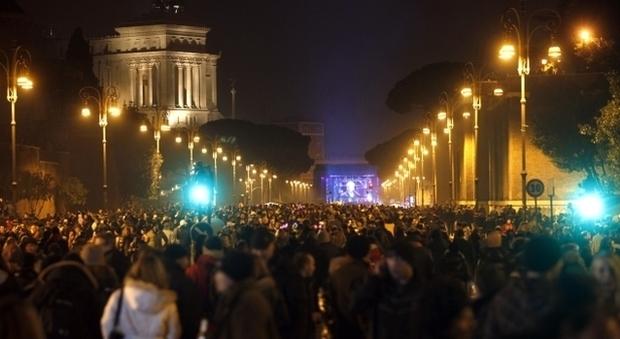 Capodanno a roma bergamo oggi decideremo per il concertone for Case capodanno bergamo