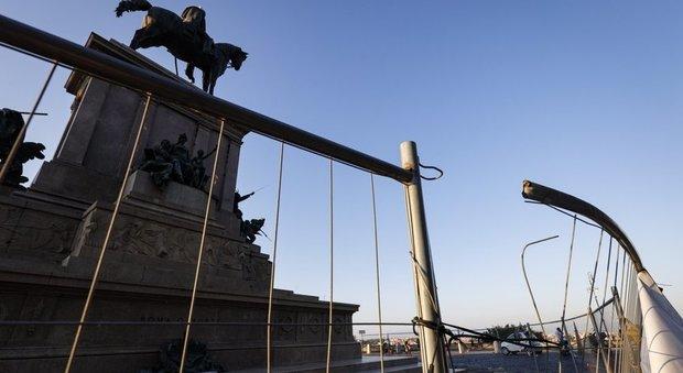 Roma, Gianicolo abbandonato, dai rifiuti alla baraccopoli: passeggiate e monumenti nell'incuria