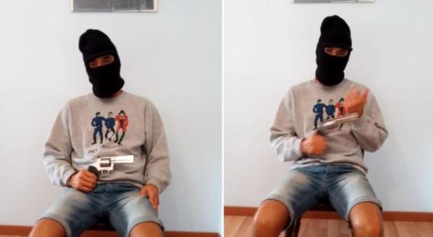 Fabio Gaudenzi, fedelissimo di Carminati: chi è l'ultrà incappucciato nel video su Diabolik