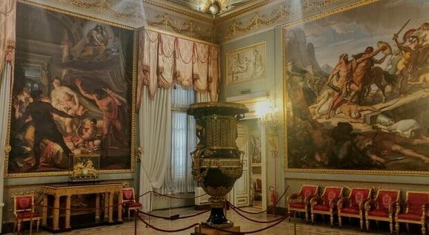 """Firenze, Palazzo Pitti """"ritrova"""" il suo Ercole e svela l'intero quartiere della Granduchessa"""