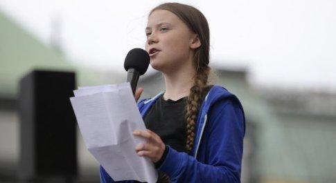 Greta Thunberg lascia la scuola per un anno: «Si dedicherà all'ambiente»