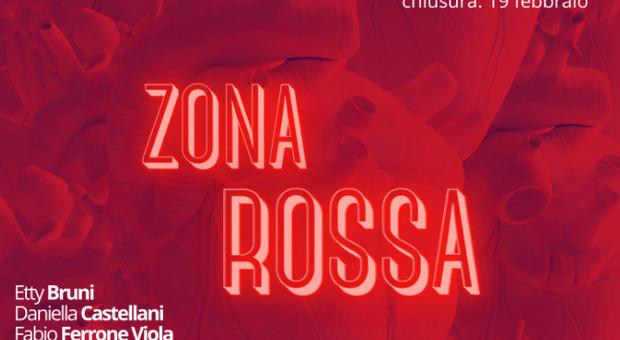 Roma, Galleria Vittoria: la mostra Zona Rossa è anche virtuale