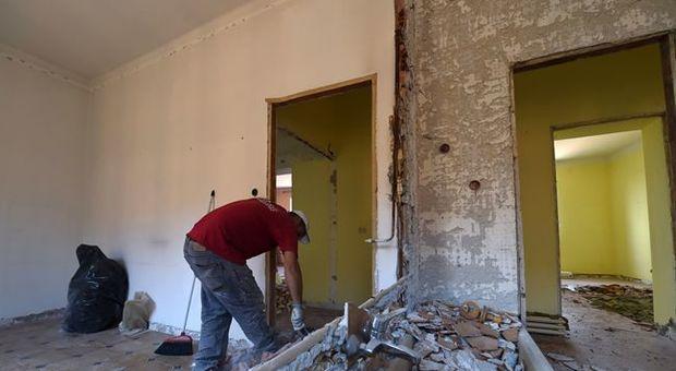 Settembre il mese ideale per ristrutturare casa ma for Ristrutturare casa in economia