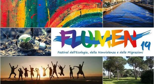 """Dal 30 agosto a Fiumicino il """"Flumen Festival"""" dedicato a ecologia e nonviolenza con Franco Mussida e i Ciao Rino"""