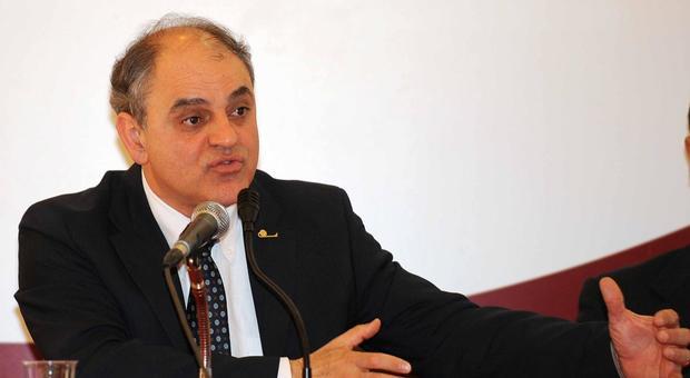Il presidente commissariato della Camera di commercio, Vincenzo Regnini
