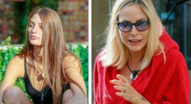 Gf Vip, Stefania Orlando litiga con Francesca Pepe: urla e lacrime, gli altri concorrenti sono costretti a intervenire