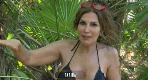 Isola dei Famosi, Fariba eliminata ma non potrà andare su Playa Imboscadissima: ecco perché