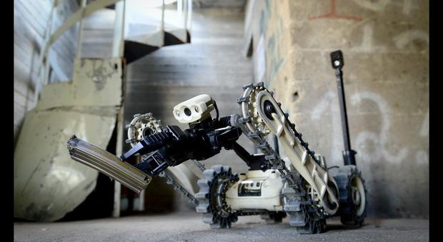 Israele, arrivano i robot-soldato